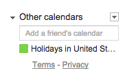 Google Calendar Subscribe Help